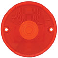 Red Universal Stud Mount Light Lens