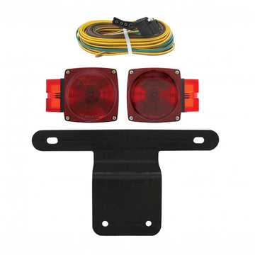 Combination Light Kit For Trailers Over 80 Inches