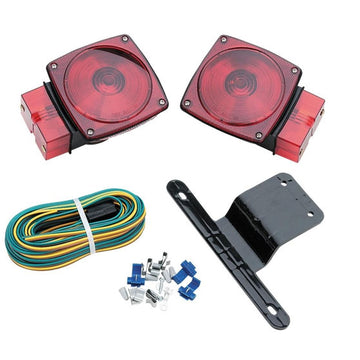 Subermisble Combination Light Kit For Trailers Over 80 Inches