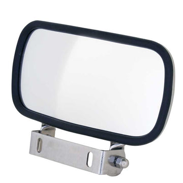 "4"" x 8"" Convex Blind Spot Mirror"