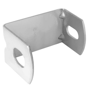 "Heavy Duty ""U"" Shape Mirror and Light Connection Bracket"