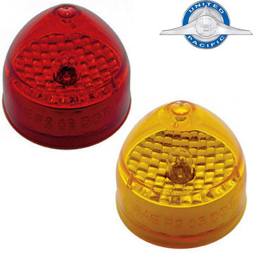 2 Inch Beehive Crystal Clearance / Marker Light
