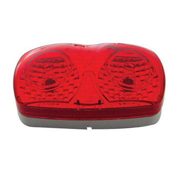 Crystal Clearance/Side Marker Light (UP33576) Red
