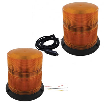 3 LED High Power Tall Beacon Light
