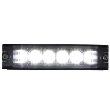 6 LED High Power Low Profile Warning Lighthead
