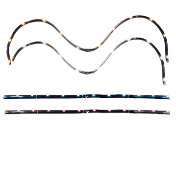12 LED 10 3/4 Inch Flex Strip Light