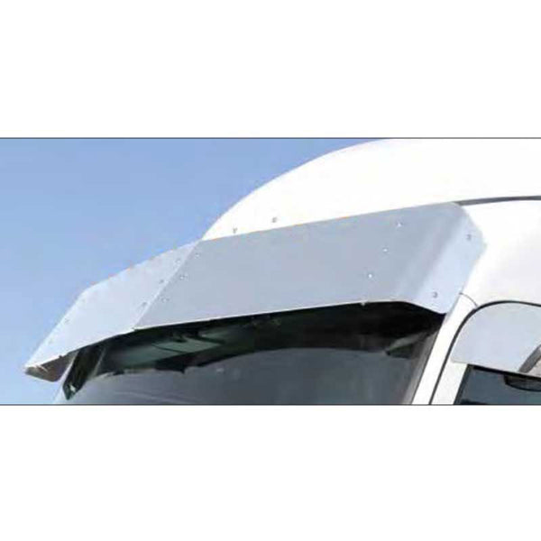 567 & 579 13 Inch Drop Visor for 1 Piece Curved Windshield