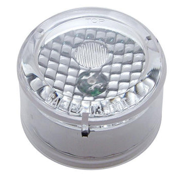 1 LED 2 Inch Crystal Clearance And Marker Light