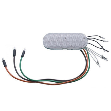 Peterbilt 19 LED Low Profile Turn Signal Front LED Module