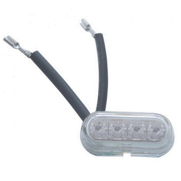 Peterbilt 4 LED Low Profile Turn Signal Top And Bottom LED Module