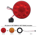 10 LED 4 Inch Stop, Turn And Tail Light Kits