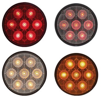 7 LED 4 Inch Competition Series S/T/T Light