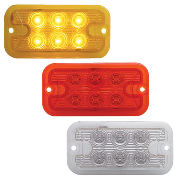 6 LED Dual Function Light
