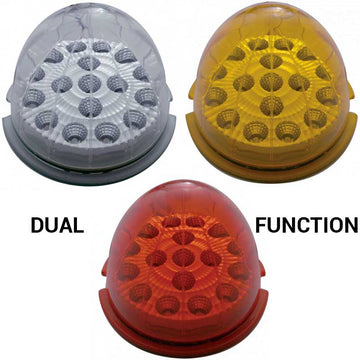 17 LED Dual Function Reflector Flush Mount Kit