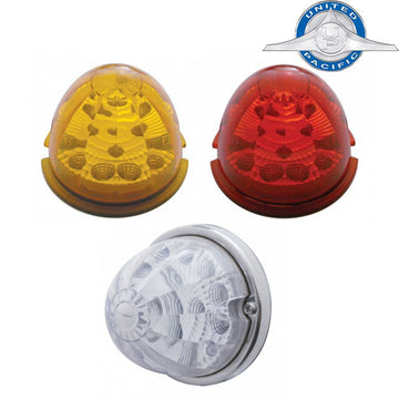 17 LED Light Flush Mount Kit in Watermelon Style w/ Reflector