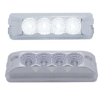 4 LED Reflector Auxiliary/Utility Light
