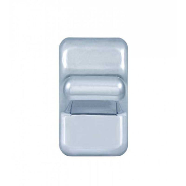 Chrome Plastic Kenworth Toggle Switch Cover
