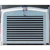 Kenworth T800 Replacement Grille 1995 & Newer