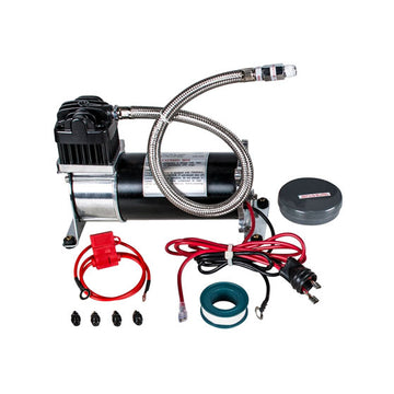 Competition Series 12 Volt 140 PSI Heavy Duty Air Compressor