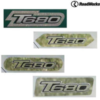 T680/T880 Door Logo Trim in Four Designs