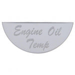 Peterbilt Engraved Gauge Plates