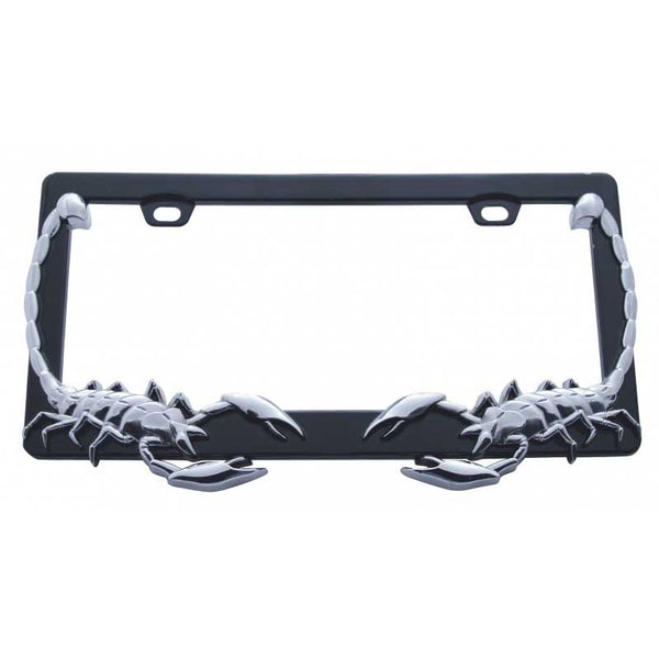 Scorpion License Frame