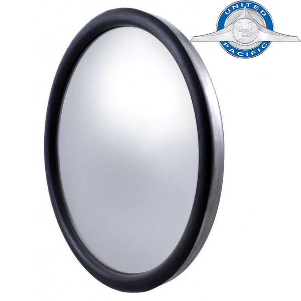 Stainless 8 1/2 Inch Convex Mirror 150R