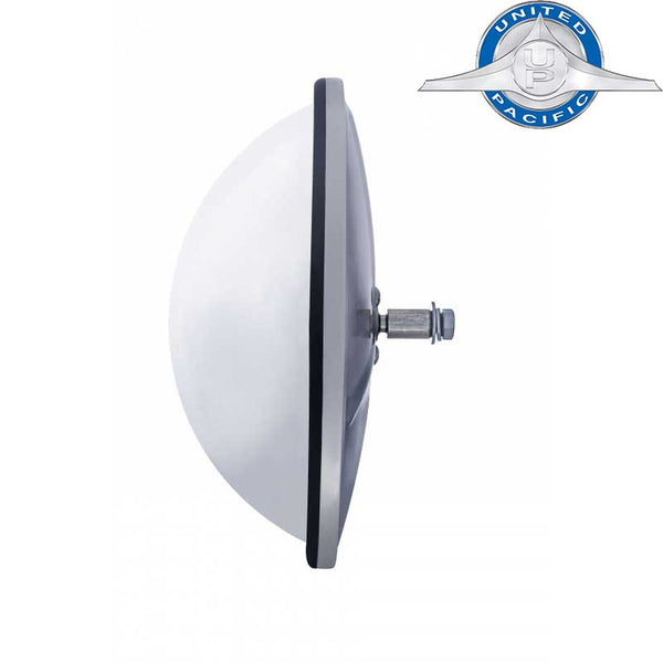 Stainless 8 1/2 Inch Convex Fisheye Mirror