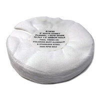 White Dommet Flannel Airway Buff