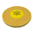 Yellow Treated Muslin Airway Buff