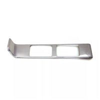 Peterbilt 379 And 389 2002 Through 2005 Chrome Plastic Passenger Side Vent Register Cover