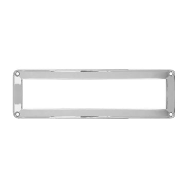 Freightliner Chrome Plastic A/C And Heater Control Bezel