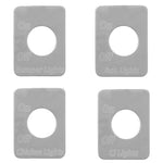 Peterbilt Marker Lights Switch Plates