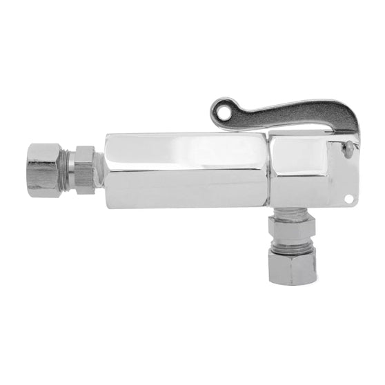 Replacement Chrome Brass Valve For Train Horns And Train Whistles