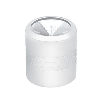 Chrome Round Valve Cap