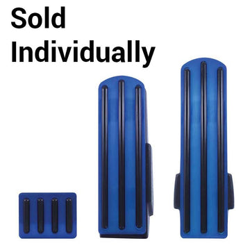 Kenworth Blue Anodized Replacement Pedal