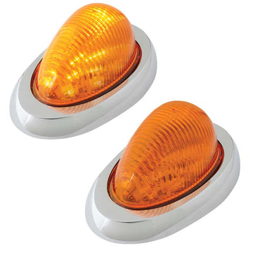 12 LED Freightliner Side Marker / Turn Light