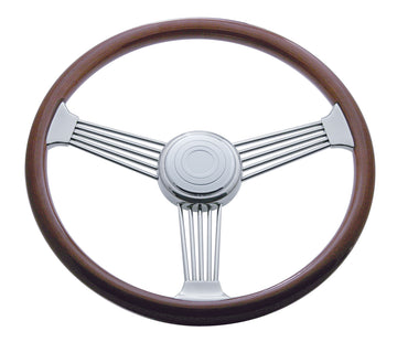 18 Inch Banjo Steering Wheel for Older Peterbilt and Kenworth