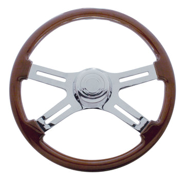 18 Inch 4 Spoke Steering Wheel for 1997-2001 Kenworth