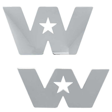 Western Star Mud Flap Cut Out