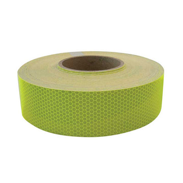 Flourescent Green DOT-C2 Conspicuity Tape