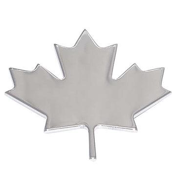 Maple Leaf Mud Flap Cut Out