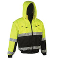 High Visibility Reversible Bomber Jacket