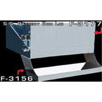 Freightliner 30-3/4 Inch by 24 Inch Battery Box Lid
