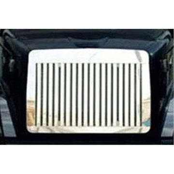 Volvo Old Style Vertical Bar Grille