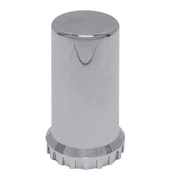 Extra Long 33mm Flat Top Threaded Lug Nut Cover