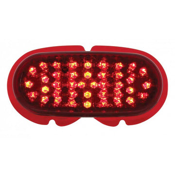 40 LED Vintage Oval S/T/T Light