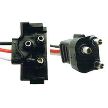 3 Prong Wiring Harness Choose Your Length and Plug Style