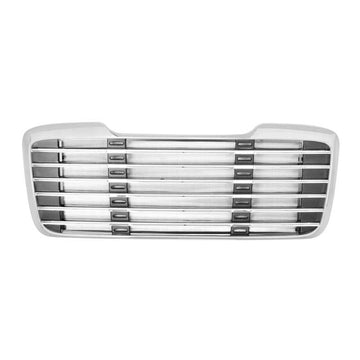Freightliner Chrome Plastic Grille With Bug Screen