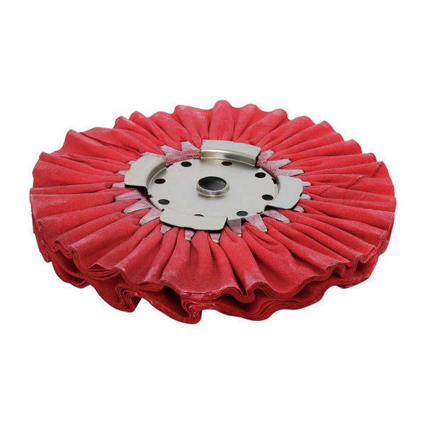 Treated Airway Buffing Wheels